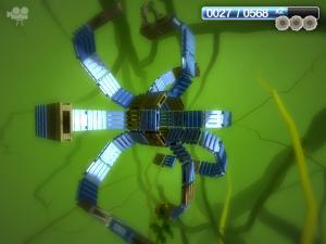 Zero-gravity architecture